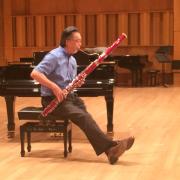 yoshi ishikawa playing bassoon