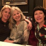 Becky Roser, Mikhy Ritter and Nancy Pierce