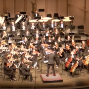 CU Symphony Orchestra in Macky