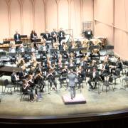 CU Wind Symphony performs in Macky Auditorium