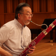 yoshi playing bassoon