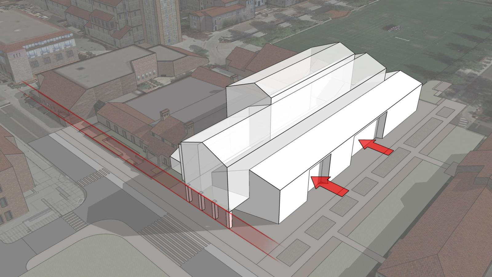 expansion to wardenburg