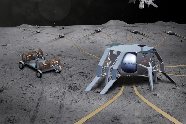 FARSIDE InSitu on the Moon