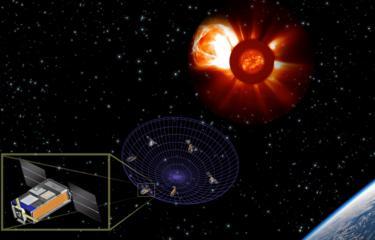 SunRISE Mission artist illustration