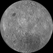 Far side of the Moon from LRO mission