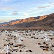 Owens Valley Radio Observatory in California hosts the LEDA experiment
