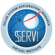 Solar System Exploration Research Virtual Institute logo