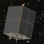 DAPPER Mission concept in orbit around Moon