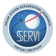 SSERVI logo - round