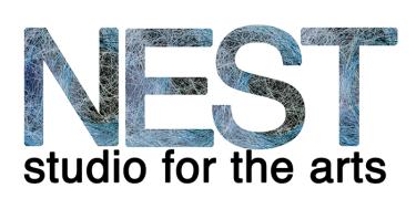 NEST Studio for the Arts logo