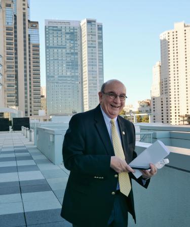 Chancellor Philip DiStefano at CU Boulder Next San Francisco