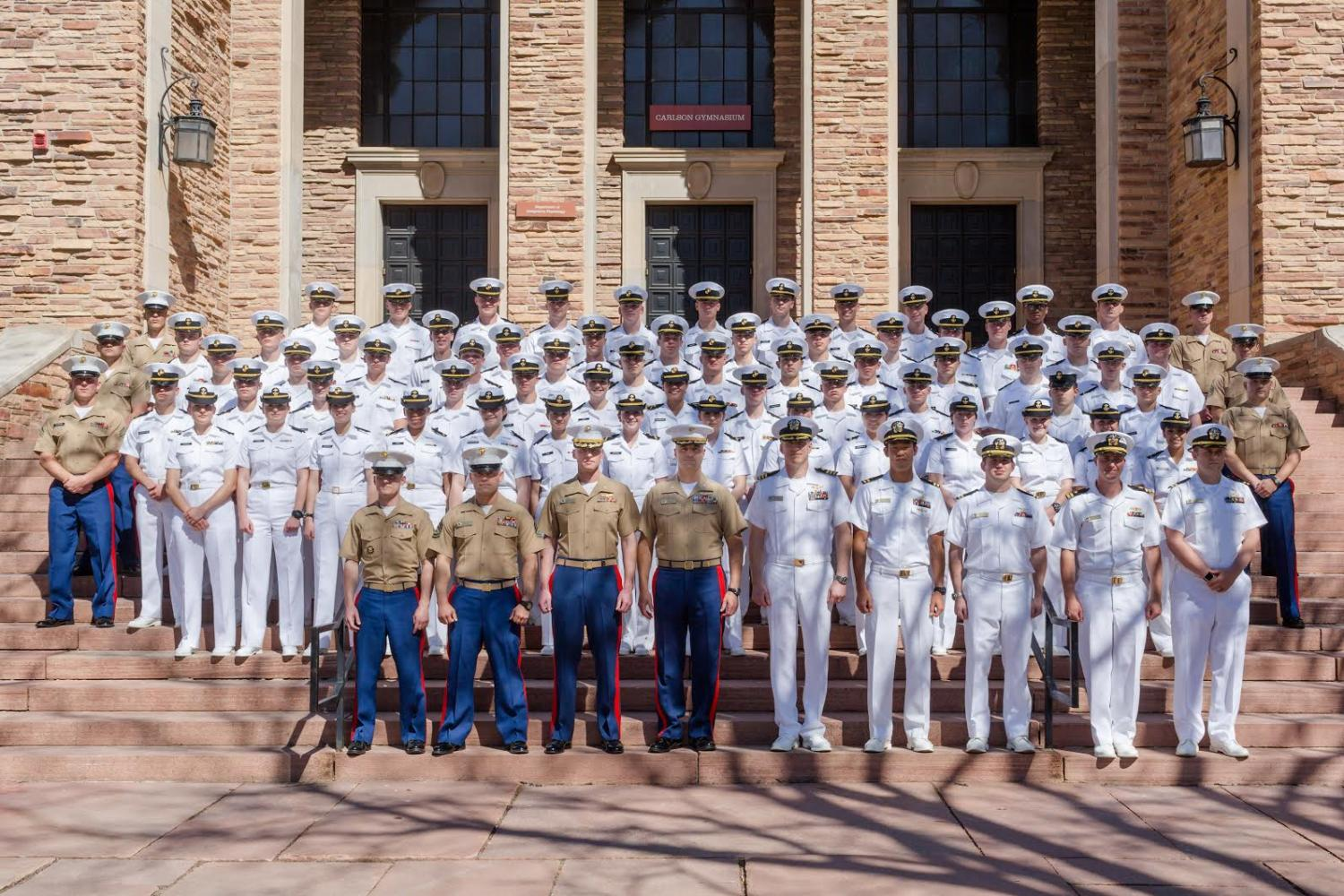 cu boulder essay home naval reserve officers training corps  home naval reserve officers training corps university of battalion photo 2016
