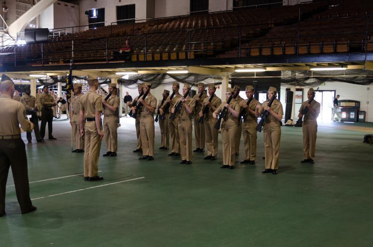 Platoon drill