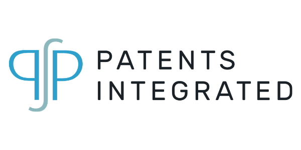 patents integrated logo