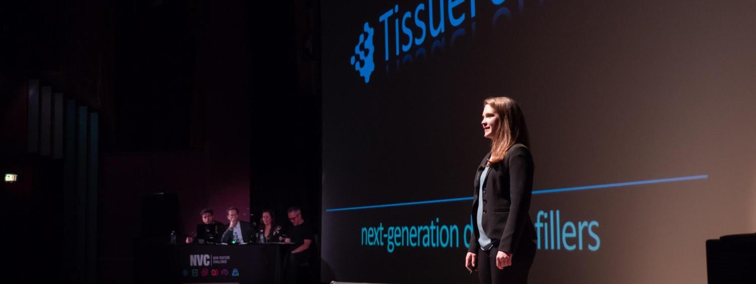 tissue form on stage pitching
