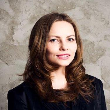 Portrait of Irina Rastello