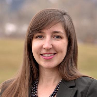 portrait of Kathryn Snider