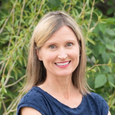 Portrait of Penny Mathews