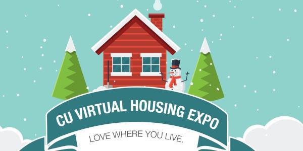 CU Virtual Housing Fair graphic