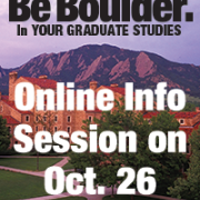 Online info session on Oct. 26
