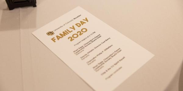 Family Day Program