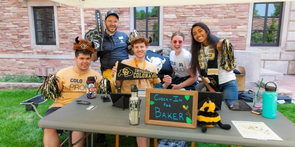 Baker hall event