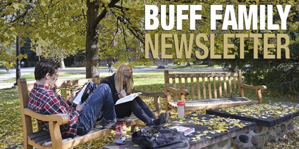 Buff Family Newsletter