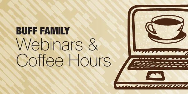 Webinars and Coffee Hours
