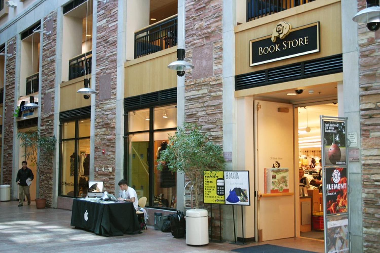 cu book store