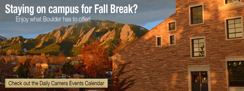 Boulder events