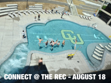 August 18: Connect @ The Rec   Backyard Bash