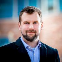 Peter Hamlington, mechanical engineering assistant professor