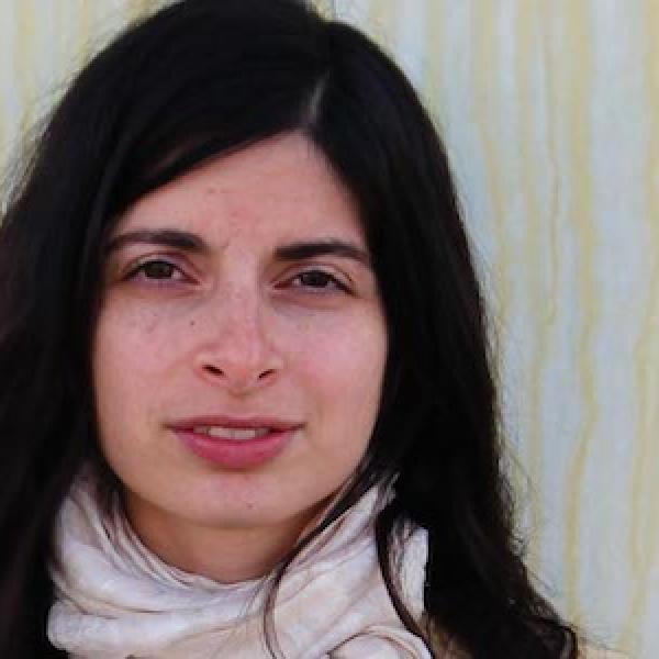 Jasmine Baetz head shot