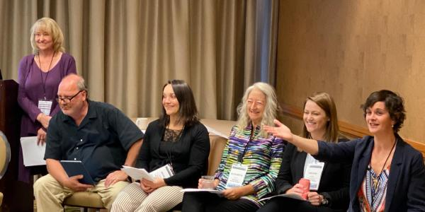 Outreach and engagement professionals talk about how they do community-based research
