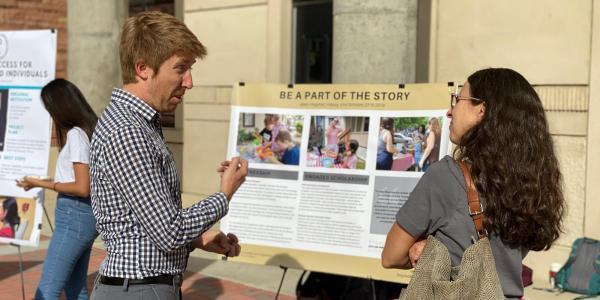 EAH scholar discusses project