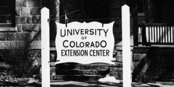 University of Colorado Extension Center