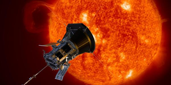 spacecraft observing the sun