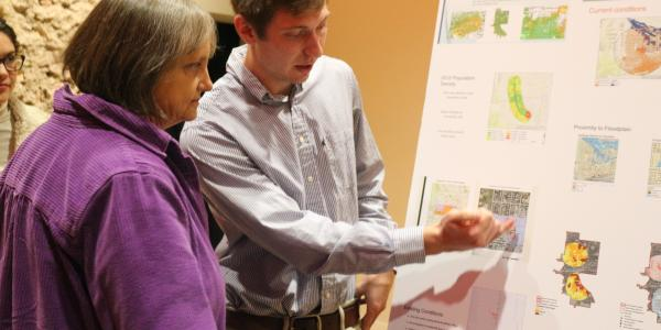 CU Boulder environmental design student shares research on sustainable design project