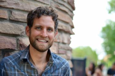 David Ciplet, assistant professor of environmental studies at CU Boulder