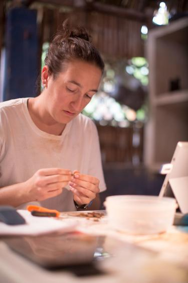 CU Boulder assistant professor, anthropology Sarah Kurnick