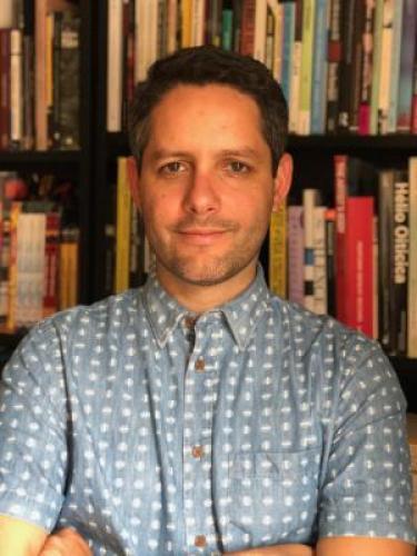 Assistant Professor Marcos Steuernagel