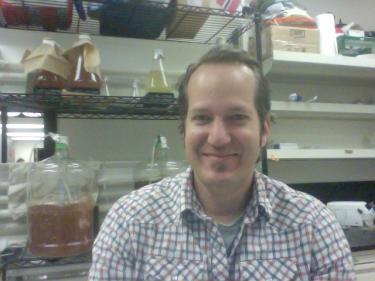 Daniel Medeiros, associate professor, ecology and evolutionary biology at CU Boulder