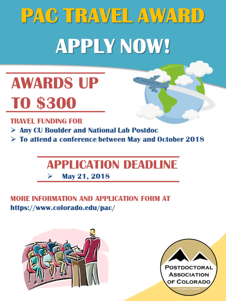 Examples of Applications   Postdoctoral Association of