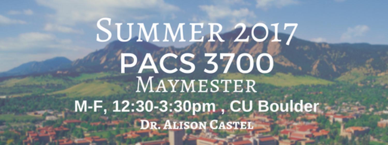 summer 2017 pacs 3700 class promo