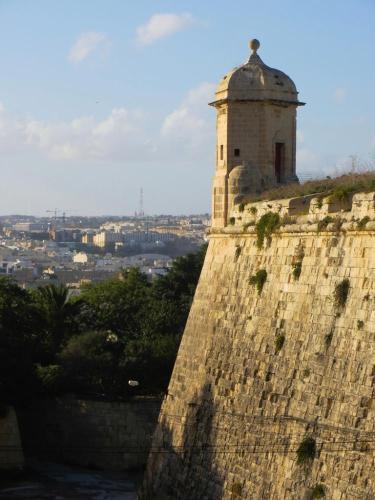 structure in malta