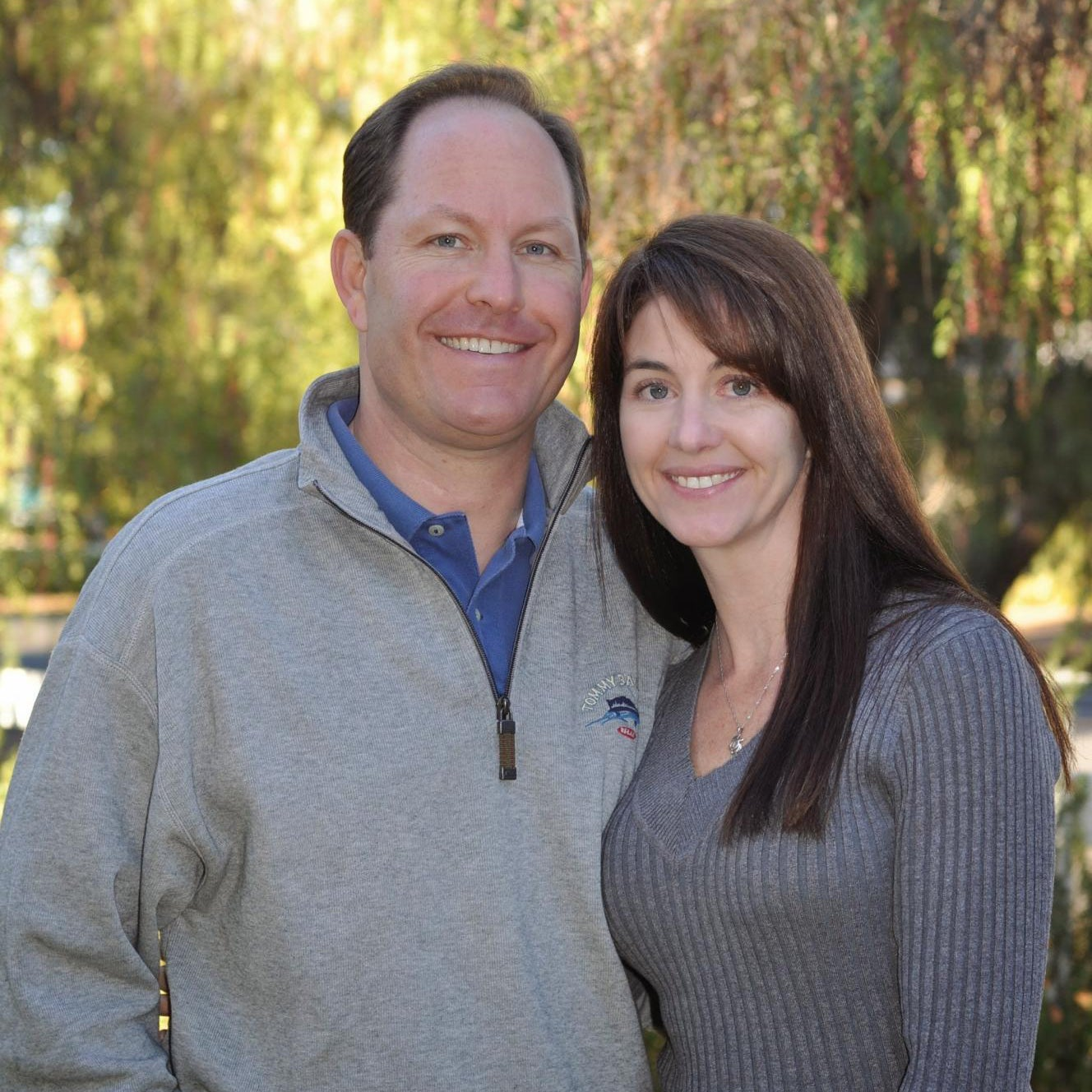 Stephanie and Carl Schachter (parents of Evelyn '20, Caroline '22 and Harrison '24)