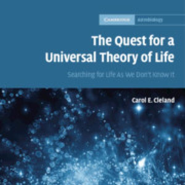 The Quest for a Universal Theory of Life