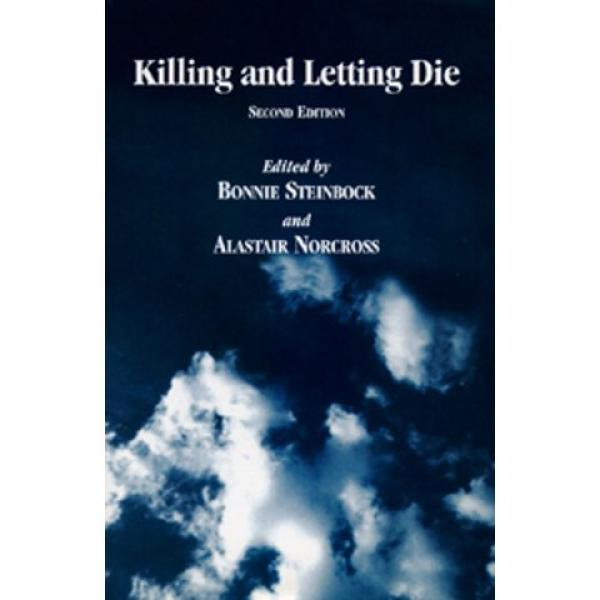 Killing and Letting Die