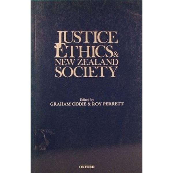 Justice, Ethics, and New Zealand Society