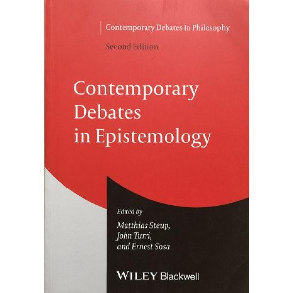 Contemporary Debates in Epistemology